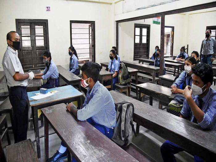 education ministry schools and coaching reopening guidelines in hindi