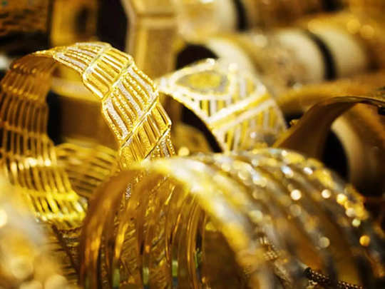 gold price fall more than rs. 150 per 10 gram 6th october bullion market latest update