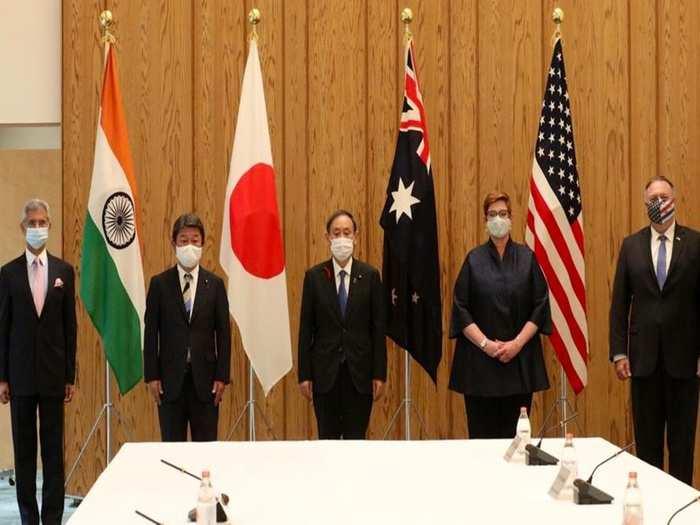 भौंके सभी, लेकिन काटा किसी ने नहीं क्वॉड बैठक पर चीनी मीडिया ने कसा तंज