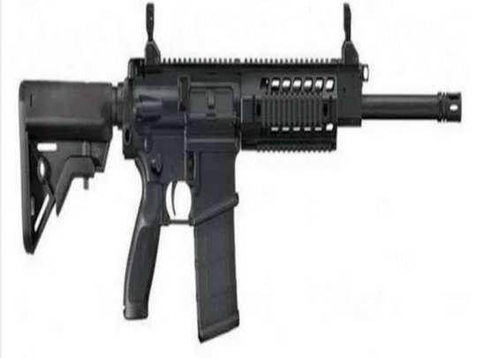 Sig Sauer assault rifles