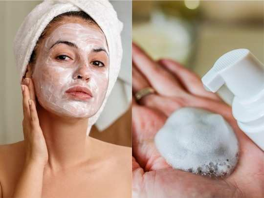 cleanser and face wash whats the difference and when to use what