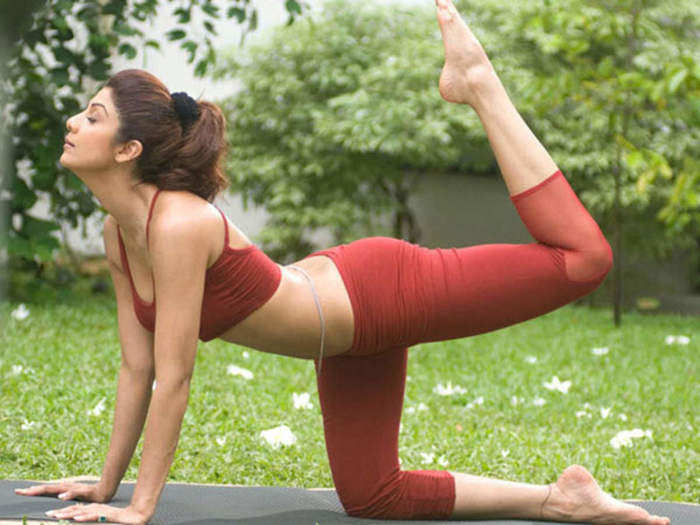 how shilpa shetty reduce weight immediately after cesarean delivery in marathi