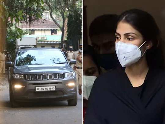 Rhea Chakraborty released from jail