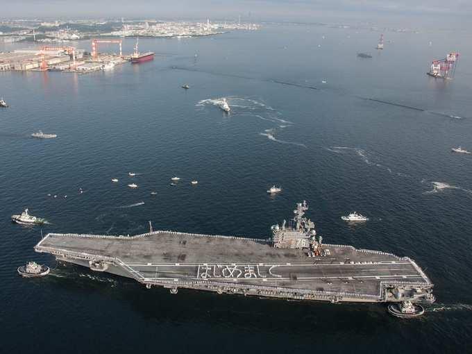 USS Ronald Regan 02
