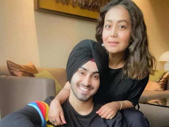 Neha Kakkar love for Rohanpreet
