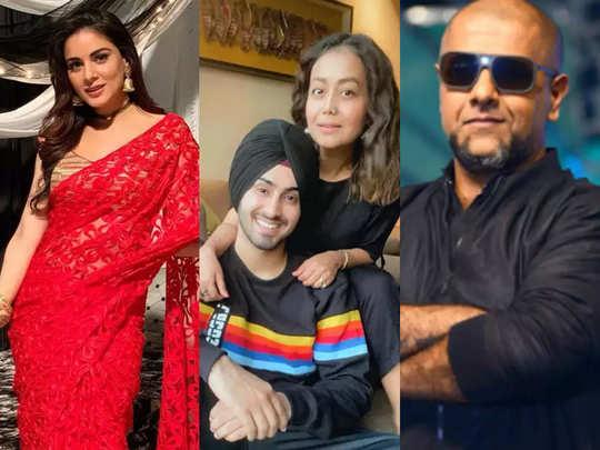 congratulatory messages for Neha Kakkar and Rohanpreet