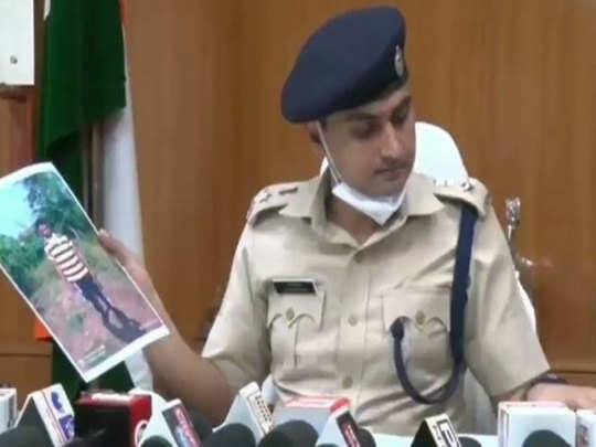 पुलिस ने बताया जिंदा है राम