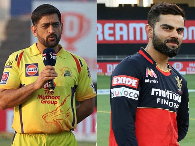 चेन्नै और बैंगलोर में भिड़ंत, इन खिलाड़ियों पर रहेंगी नजरें
