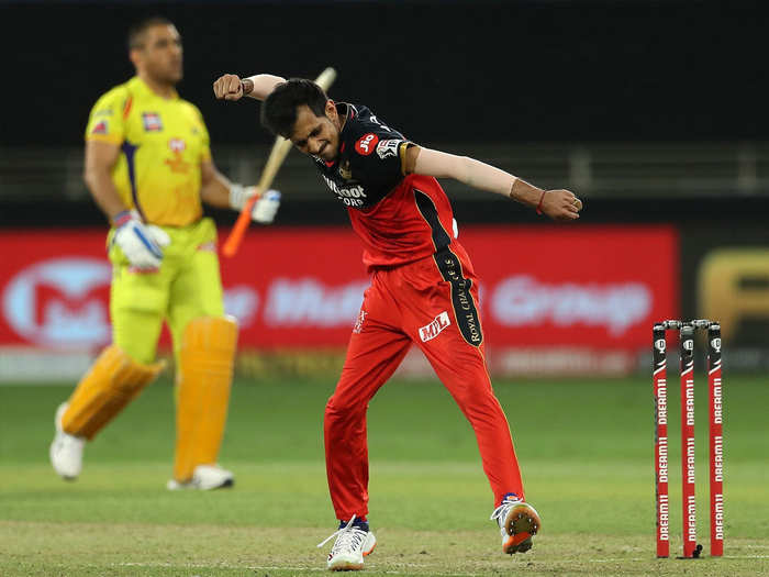 ipl 2020 royal challengers bangalore beat chennai super kings highlights and match points