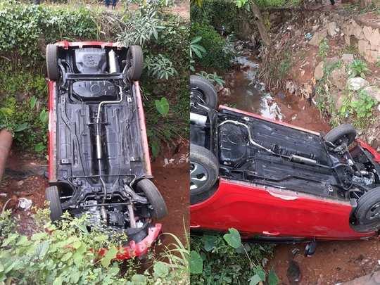 Kannur Car Accident