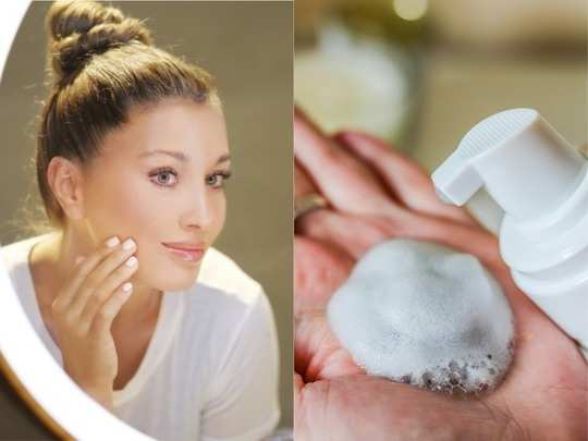 Homemade natural face wash