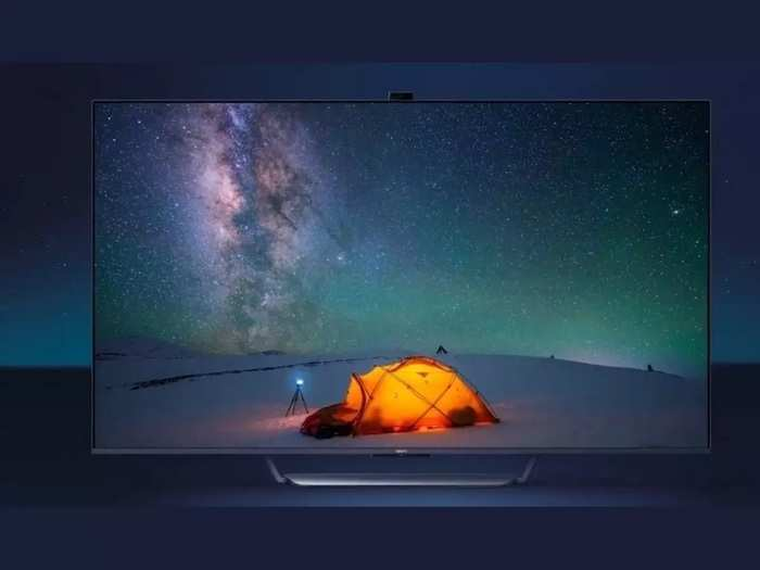 Oppo smart TV Launch India Price