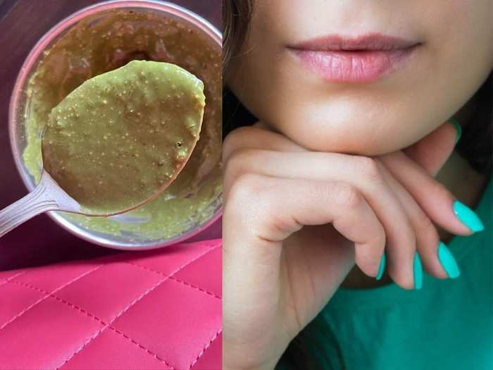 natural home remedies to get rid of chin hair in marathi
