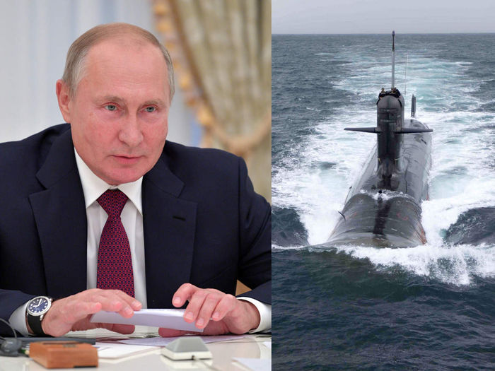 us vs russia war fear eye on arctic norway will open nuclear submarine base olavsvern
