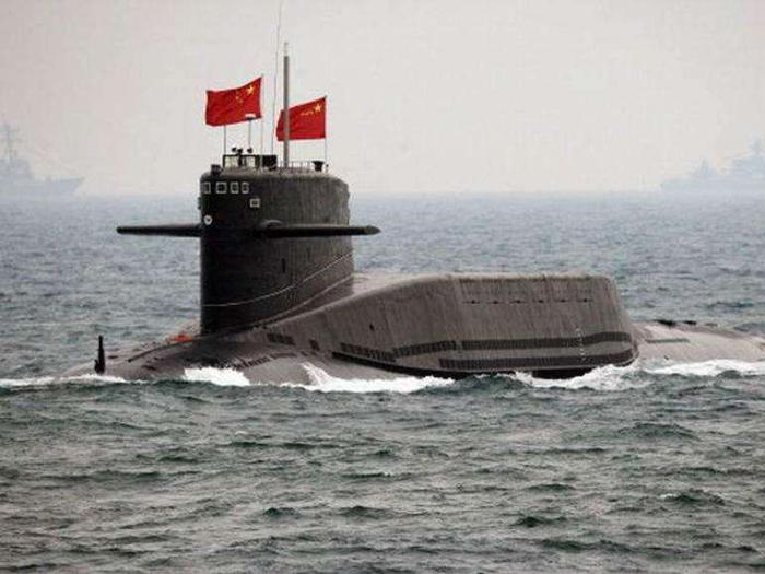 china sub