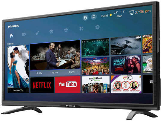 shinco 32 inch smart tv