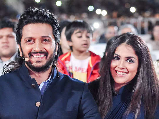 riteish deshmukh genelia dsouza always follow this one rule in their marriage
