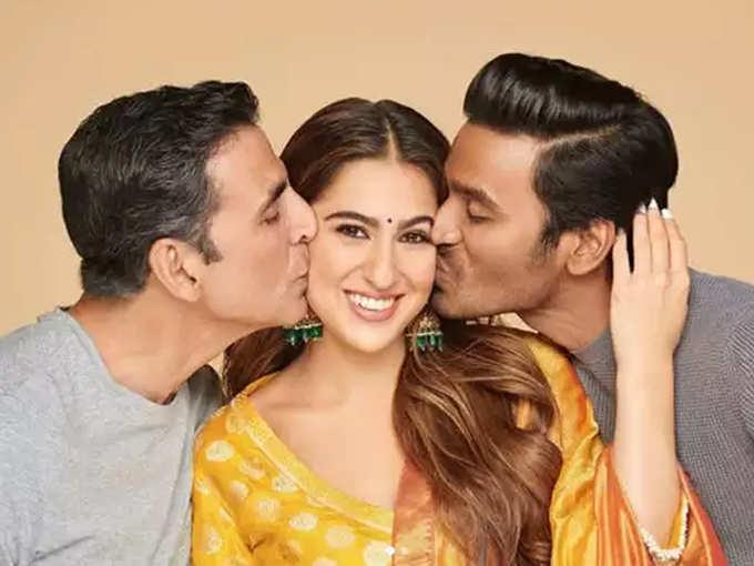 'अतरंगी रे' के लिए अक्षय कुमार को मिली भारी भरकम फीस? इस आंकड़े के पीछे सुनाई गई है ये कैसी कहानी