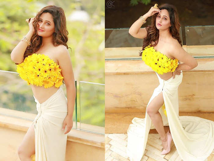 rashami desai hot and bold photos leave asim riaz brother umar riaz and fans in awe made this comment
