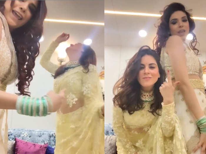 shraddha arya dance