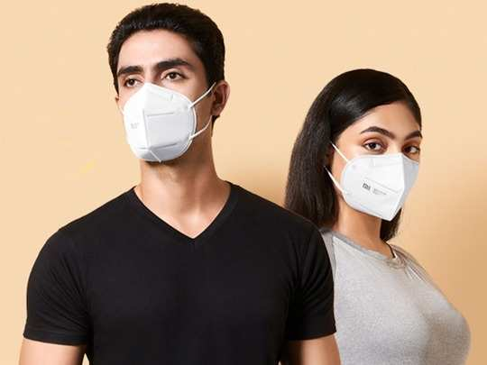 Mi KN95 Mask Launched in India