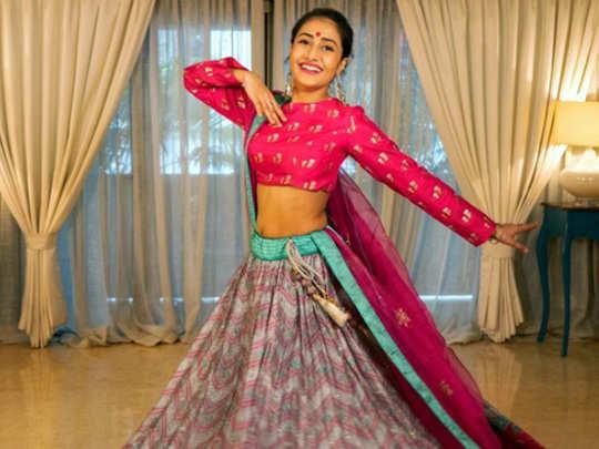 yuzvendra chahal fiancee dhanashree verma dance video viral on social media