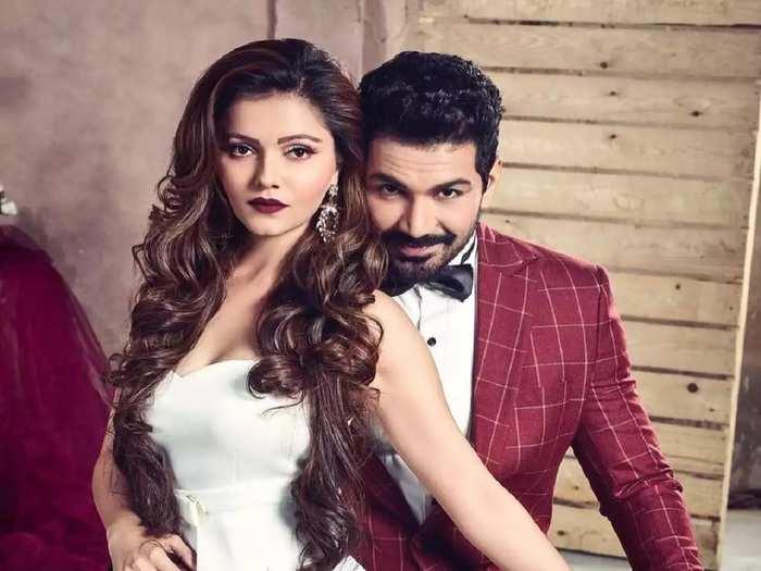 rubina dilaik and abhinav shukla are not perfect couple in marathi