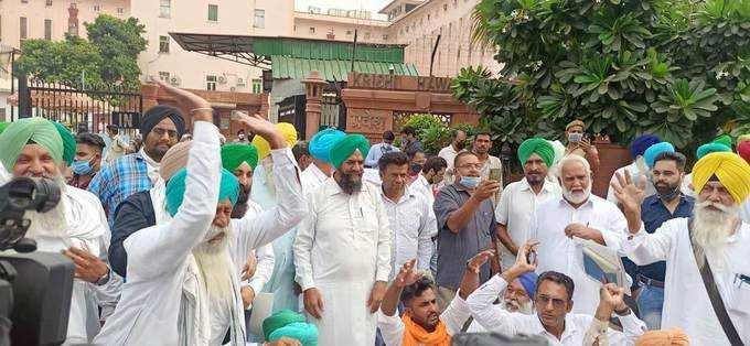 farmer unions leaders