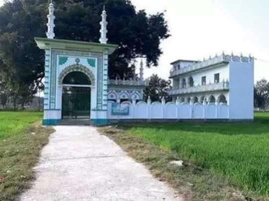 Ayodhya masjid site
