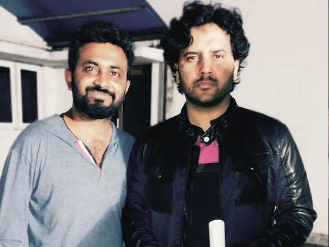Mohammad Salman With Javed Ali