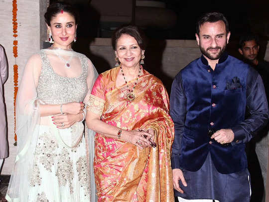 kareena kapoor saas sharmila tagore is a perfect example of how good a mother in law could be