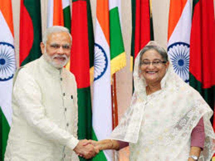 बांग्लादेश ने पिछले कुछ सालों में काफी तरक्की की है।