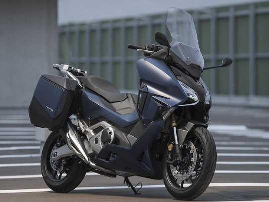 Honda Forza 750 Features