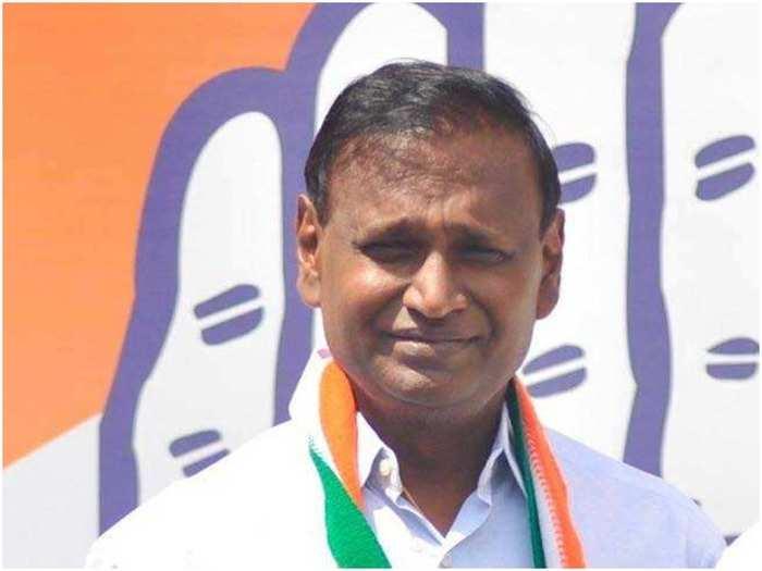 Congress leader Udit Raj
