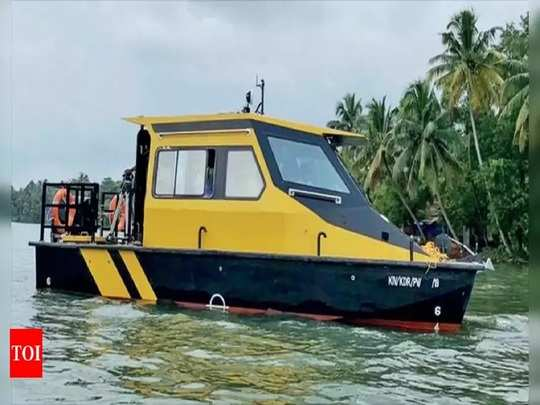 water taxi alappuzha