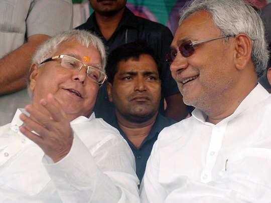 nitish kumar arun jaitely sanjay jha failed to defect ram vilas paswan mla and lalu yadav imposed president rule after bihar assembly election
