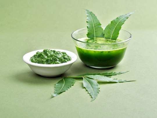 neem and aloe vera juice