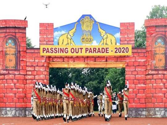 passing out parade 1