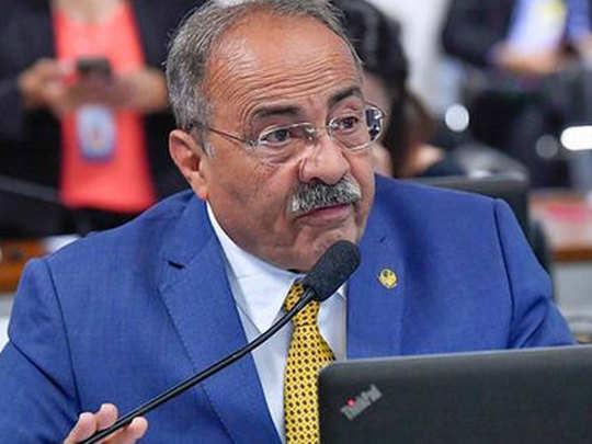 Brazilian Senator Caught Hiding Money
