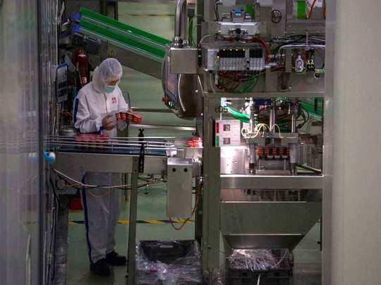 तेजी से बढ़ रहा है खाद्य प्रसंस्करण क्षेत्र का बाजार (File Photo)