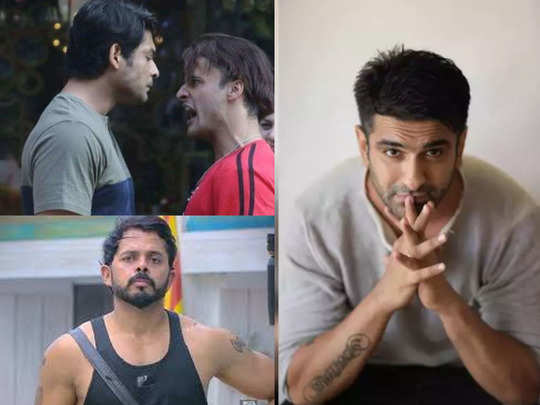sidharth shukla to asim riaz and priyank when bigg boss contestants slut shamed and passed derogatory comments on each other during ugly fights