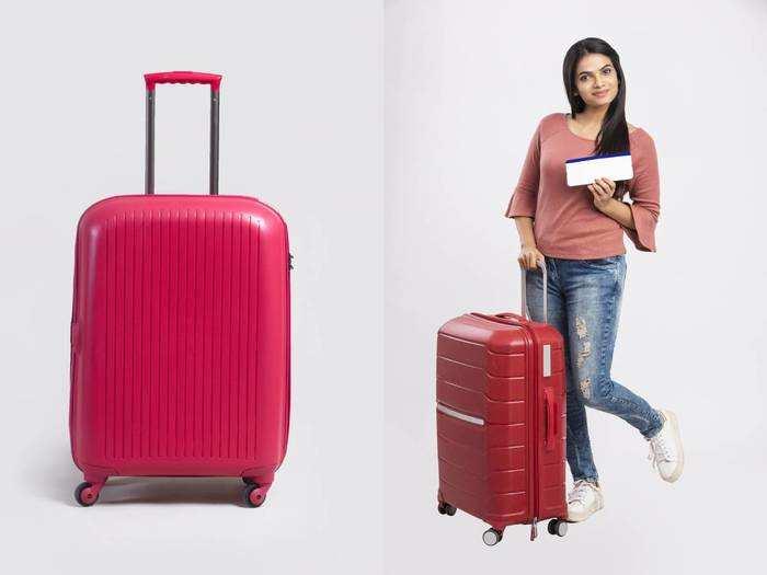 Luggage Bags : Amazon Great Indian Festival Sale में आधे से भी कम दाम पर खरीदें ये Luggage Bags