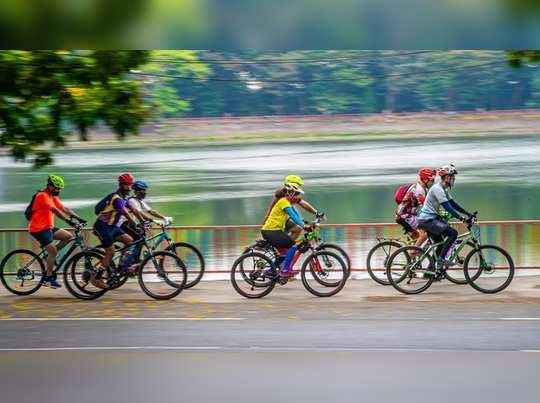 सायकलखरेदीसाठीही आता वेटिंग!