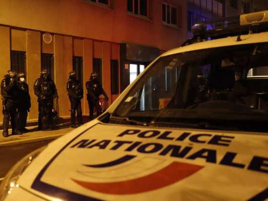 फ्रांस में हमला