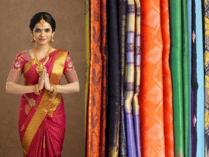Great Indian Festival Sale : Amazon से 2000 रुपए की डिजाइनर Saree खरीदें सिर्फ 600 रुपए में