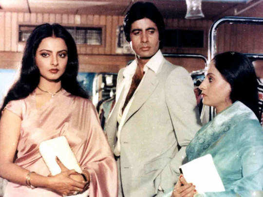 what happens when married man has affair like amitabh bachchan and rekha in marathi