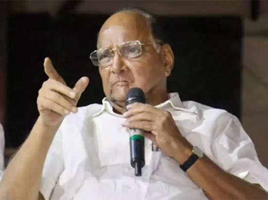 Sharad Pawar: योद्धे शरद पवार पुन्हा बांधावर; पूरग्रस्त बळीराजाला असा देणार धीर