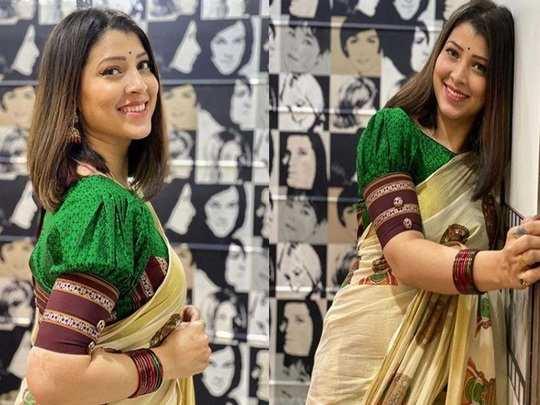 latest women fashion trends for navratri festival in marathi