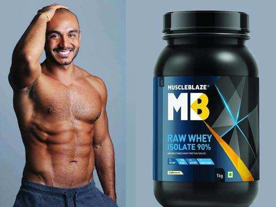 Weight Gain : Amazon Great Indian Festival Sale से डिस्काउंट पर खरीदें Whey Protein Powder, Bodybuilding में मिलेगी मदद