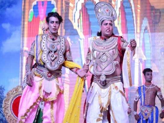ayodhya ramlila starts in ayodhya with film industry celebrities